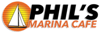 Phil's Marina Cafe Logo